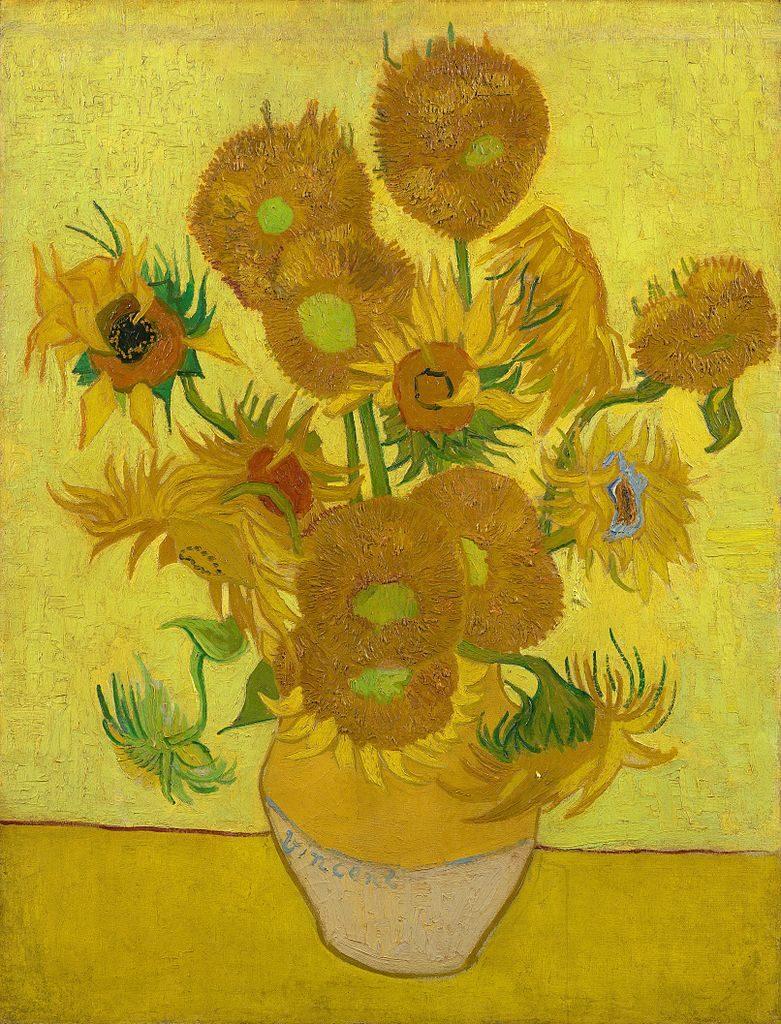 Van Gogh me fascine