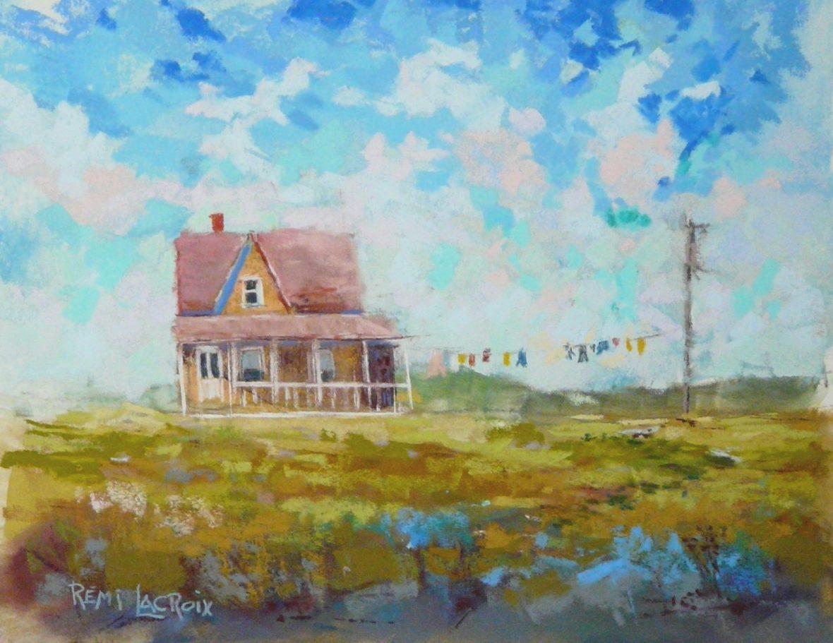 La maison des îles