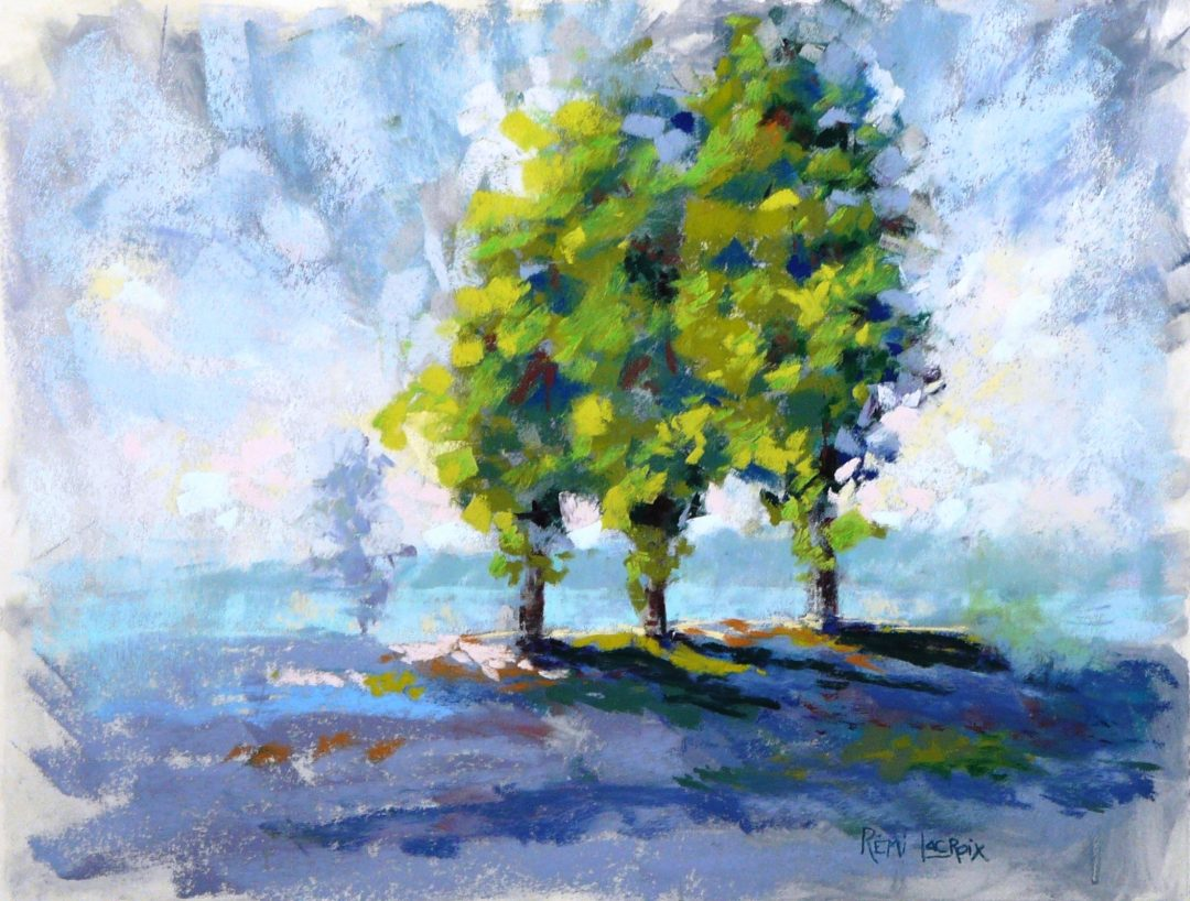 Peintures estivales 2020 no 4