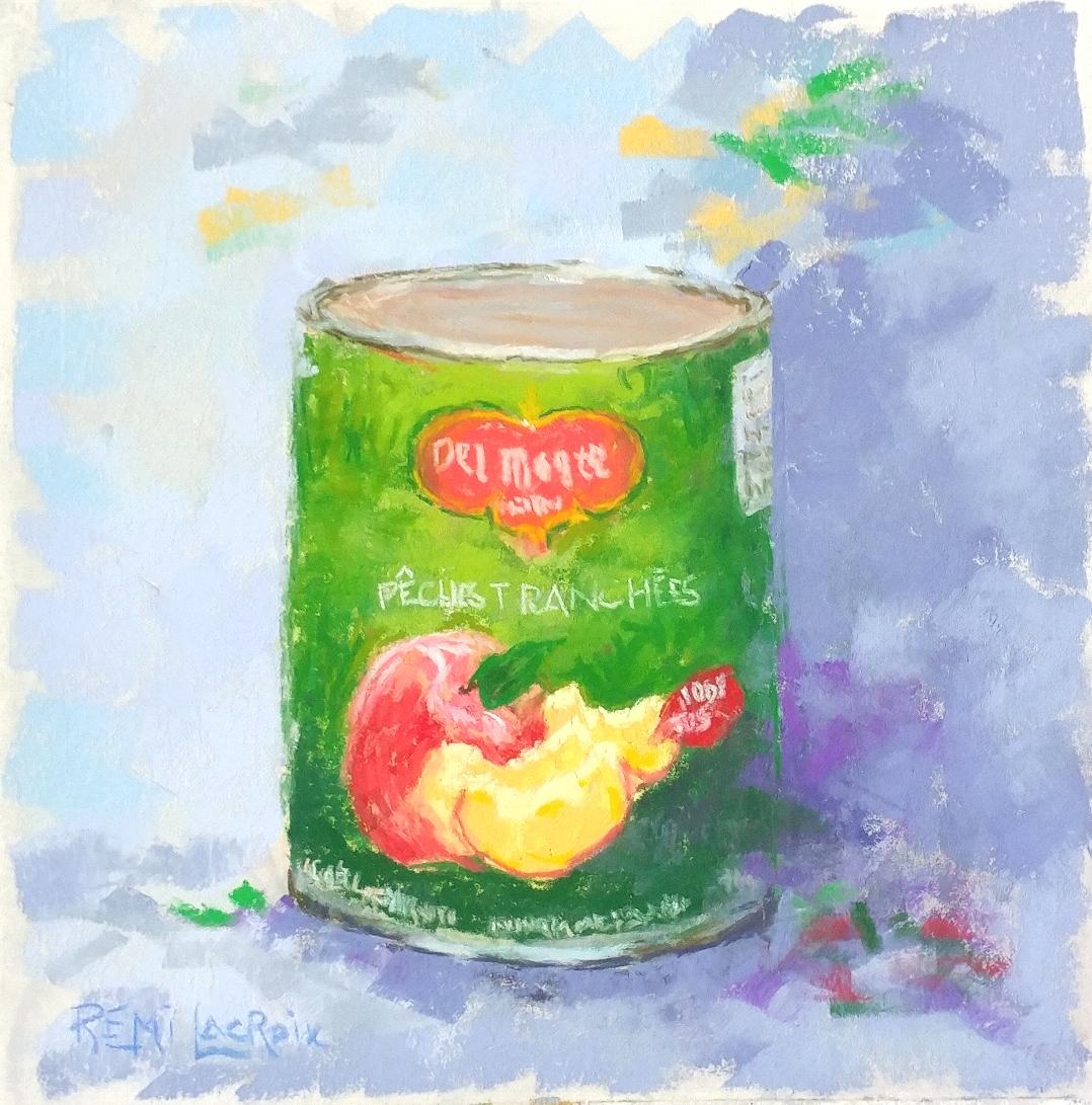 Rémi Lacroix artiste – Pastel no 26 du défi Create30Challenge